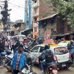 ネパールの道路のサイズ感はおかしい