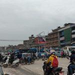 ネパール流-安全に交差点を曲がる方法